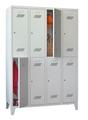 Schließfachschrank mit 8 Fächern, Abteilbreite 300 mm | günstig bestellen bei assistYourwork