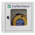 Hängeschrank für Defibrillator 400x400x220mm ohne Alarmfunktion | günstig bestellen bei assistYourwork