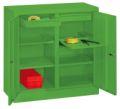 Werkzeugschrank 1000x1000x500mm, 2 Einlegeböden, 2 Schubladen | günstig bestellen bei assistYourwork