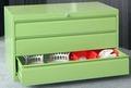 Schubladenschrank 600x500x600mm 1x150mm, 2x175mm Schubladen, á 50kg | günstig bestellen bei assistYourwork