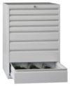 Schubladenschrank 800x715x600mm 4x175mm Schubladen, á 50kg | günstig bestellen bei assistYourwork