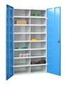 Regalschrank 1800x1000x530mm, 16 Fächer á 455x180mm | günstig bestellen bei assistYourwork