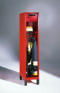 Feuerwehrschrank Evolo 1 Abteil 400mm 2000x420x500mm, ohne Wertfach | günstig bestellen bei assistYourwork
