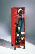 Feuerwehrschrank Evolo 1 Abteil 500mm 2000x520x600mm, ohne Wertfach | günstig bestellen bei assistYourwork