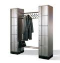 Schließfach-Garderobe RESISTO 1950x1742x540mm, 2x5 Schließfächer | günstig bestellen bei assistYourwork