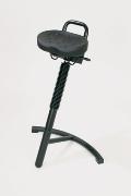 Stehhilfe Stabilith mit PU- Sitzfläche, mit Gasdruckfeder | günstig bestellen bei assistYourwork