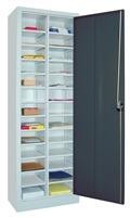 Postsortierschrank 41423-064-300 1950x640x400mm, 26 Fächer | günstig bestellen bei assistYourwork