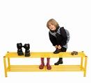 Kinder - Schuhregal - Grundregal für Halbschuhe, Länge 100 cm | günstig bestellen bei assistYourwork