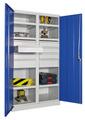 Schwerlastschrank 1950x1040x630mm, 2x3 Böden, 2x3 125, 2x1 175mm Schublade | günstig bestellen bei assistYourwork