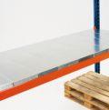 Stahlpaneel 1800x750mm für Palettenregal Typ SL | günstig bestellen bei assistYourwork