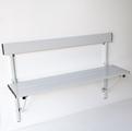 Klappbank 131427 600 - 1200mm Aluminiumleisten, für Feuchträume | günstig bestellen bei assistYourwork
