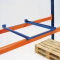 Tiefenwinkelrahmen 750mm tief für Palettenregal Typ SL | günstig bestellen bei assistYourwork
