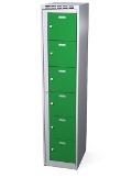 Wäscheverteiler  6 Fächer, HxBxT: 1800x400x500 mm | günstig bestellen bei assistYourwork