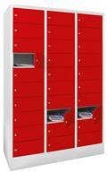 Wertfachschrank mit 30 Fächern 1850x930x500mm | günstig bestellen bei assistYourwork