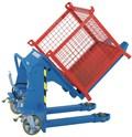 Behälterneiger BN 500, Kippwinkel 90° mit Fußpumpe, Traglast 500kg | günstig bestellen bei assistYourwork