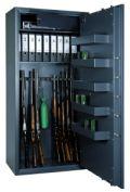 Waffentresor Format Cervo IV, HxBxT 1800x850x430mm | günstig bestellen bei assistYourwork