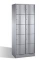 Resisto Schließfachschrank 8570-272 10 Fächer, HxBxT 1950x770x540mm | günstig bestellen bei assistYourwork