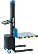 ergonomischer Lifter HANDY 800-E mit 250kg Traglast, Nutzhub 800mm | günstig bestellen bei assistYourwork