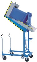 Mülltonnenkipper MT240 150kg Traglast für 240l - Mülltonnen | günstig bestellen bei assistYourwork