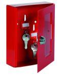 Notschlüsselschrank Format NS 2, mit Glasfenster ohne Klöppel | günstig bestellen bei assistYourwork