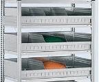 Mehr Details und Kaufen von Schüttgutregal Grundfeld, 6 Ebenen 2000 x 1000 x 600 mm | günstig bestellen bei assistYourwork