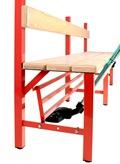 Schuhrost klappbar für Sitzbänke | günstig bestellen bei assistYourwork