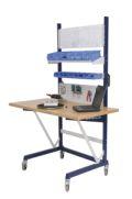 WORKRASTER MOBILE E A07.8310.50 1000x800x2198mm, inkl. Zubehör | günstig bestellen bei assistYourwork