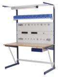WORKRASTER Grundmodul A07.899.05 1500x800x2070mm, inkl. Zubehör | günstig bestellen bei assistYourwork