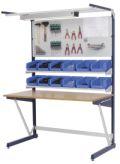WORKRASTER Grundmodul A07.899.06 1500x800x2070mm, inkl. Zubehör | günstig bestellen bei assistYourwork
