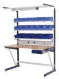WORKRASTER Grundmodul A07.899.07 1500x800x2070mm, inkl. Zubehör | günstig bestellen bei assistYourwork